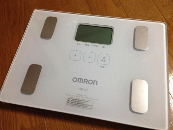 Omron hbf 212 03