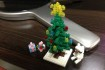 ナノブロック 我が家のクリスマスツリー☆